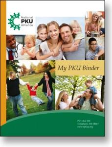 My PKU Binder Image