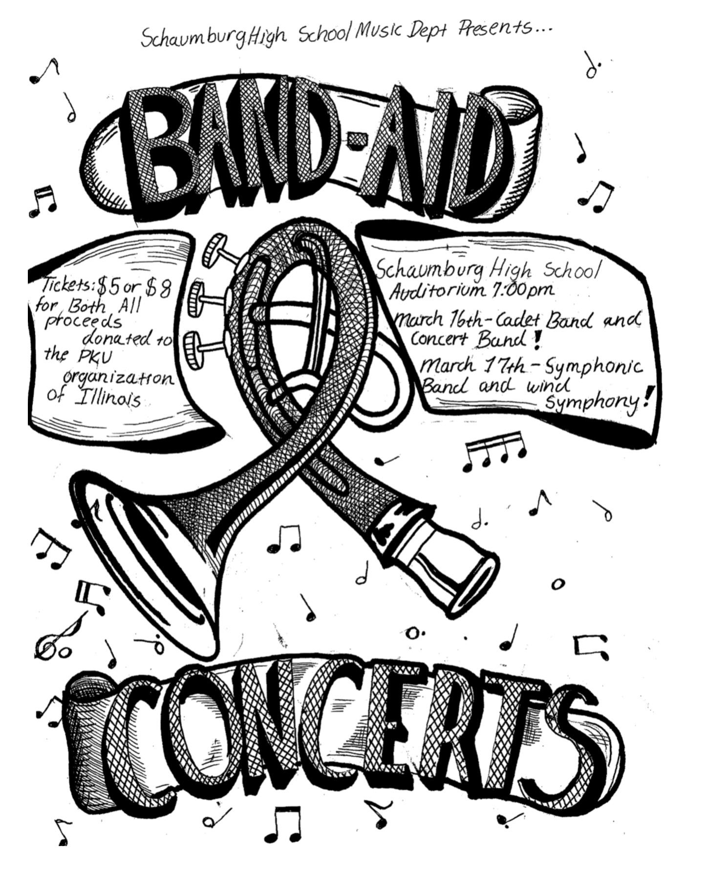 Band Flyer
